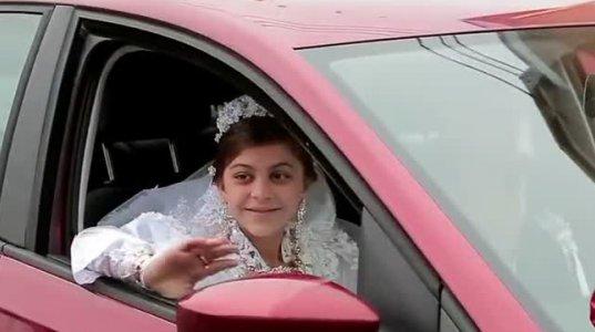 12 წლის ბოშა ბავშვების უმდიდრესი ქორწილი!!!