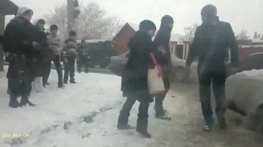 როგორ იტაცებენ გოგონებს ჩრდილოეთ კავკასიაში - ვიდეო კრებული