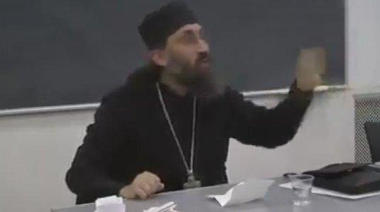 არაბების, მუსლიმების და თურქების ჩამოსახლება - მამა თეოდორე გიგნაძე
