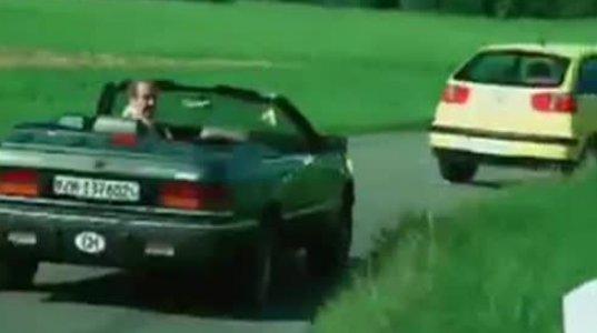 გახედავ ქალს და ავარიაც მზადაა. ვიდეო განწყობისათვის