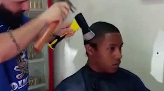 თმის შეჭრის სახიფათო მეთოდი