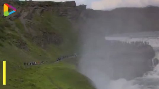 ისლანდიაში,გულფოსის ჩანჩქერში დაკარგულ ქართველ ახალგაზრდას ეძებენ