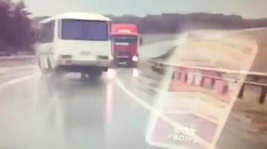 ავტობუსის მძღოლმა 25 მგზავრი იხსნა სიკვდილისდან(თათრეთი,რუსეთი)