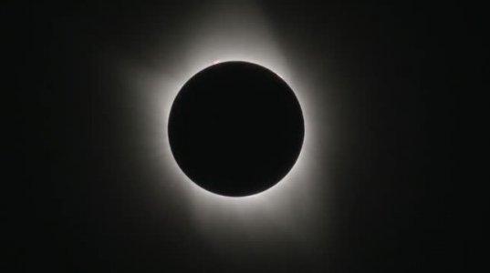 დიდი მზის დაბნელება აშშ-ში