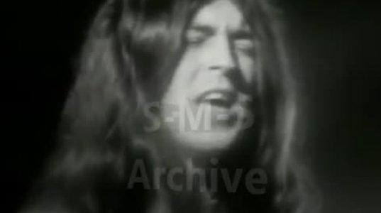 პირველად ორიგინალი ვიდეო-იან გილანი Gethsemane-იესო ქრისტე -1970