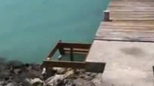 ბაჰამის სანაპიროდან გამქრალი ოკეანე ისევ ადგილს დაუბრუნდა
