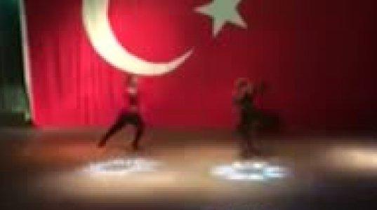 თურქებმა ქართული ცეკვა თურქულ ნაციონალურ ცეკვად გაასაღეს