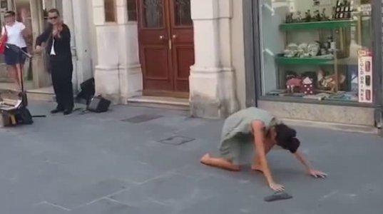 ულამაზესი ცეკვა
