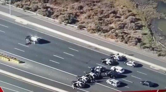 პოლიციამ ადგილზე მოკლა მკვლელობაში ეჭვმიტანილი(აშშ)