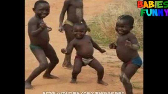 საოცრად ნიჭიერი აფრიკელი ბავშვები. ასე ცეკვა ბევრს არ შეუძლია!!! (2016