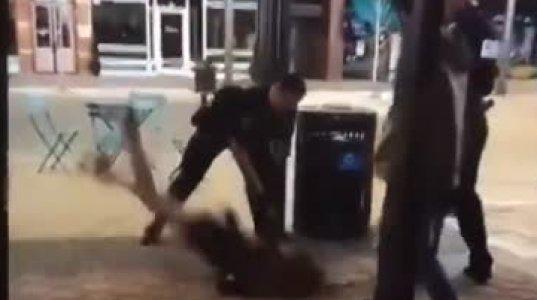 გოგოს რა უნდა დაეშავებინა ამ ფორმით, რომ დააკავა პოლიციამ