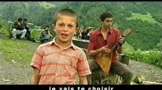 """8 წლის ალუდა ქეთელაური - """" შატილის ასულო"""""""