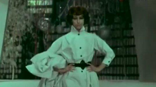 უნიკალური კადრები-მაია პლისეცკაიას მოდის ჩვენება-1970 წელი