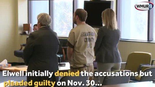 სასამართლო დარბაზში პედოფილს თაღლითობისათვის ბრალდებული თავს დაესხა