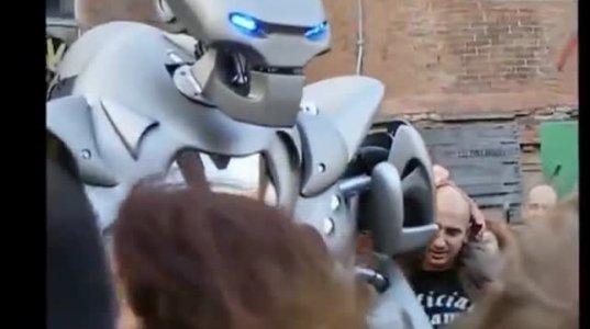 2029 წელს რობოტები სამყაროს დაიპყრობენ