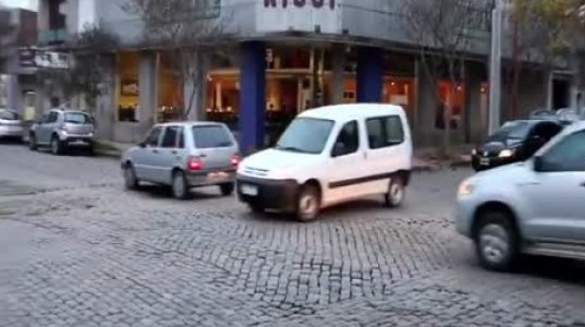 მოვიდა  პოლიცია და დაარღვია  იდილია