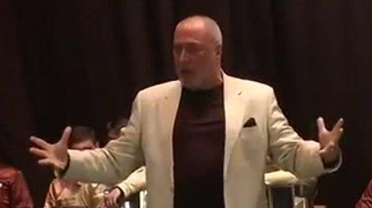 დიმა ჯაიანის ბოლო გამოსვლა სცენაზე ლექსით, რომლის მოსმენისას ჟრუანტელი დაგივლით