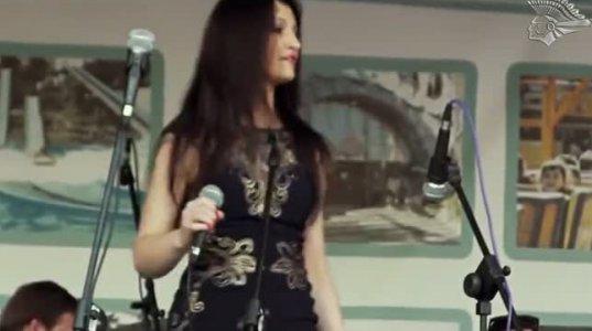 ჰიტი! ქართველი გოგოს მიერ შესრულებული უმაგრესი სიმღერა - ბაია გიორგაძე
