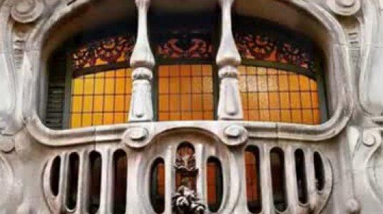 ბარსელონას ულამაზესი არქიტექტურა