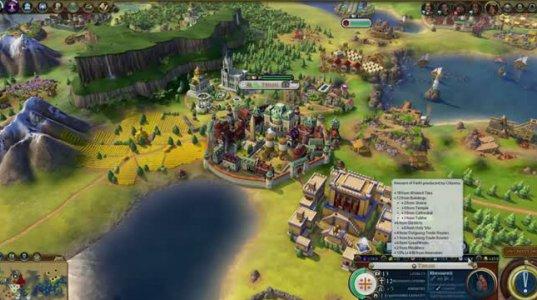 Civilization VI(ცივილიზაცია VI)-აღორძინება და დაცემა-საქართველო, მეფე თამარი