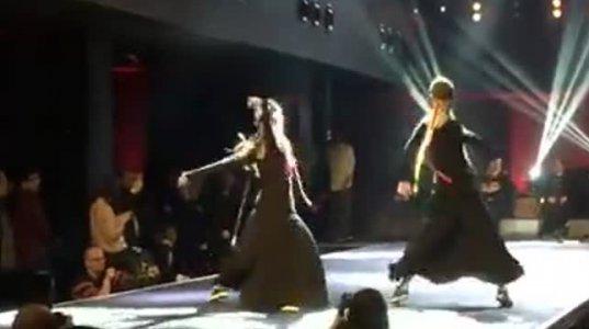 სუხიშვილების ცეკვა სოციალურ ქსელში განსჯის საგანი გახდა