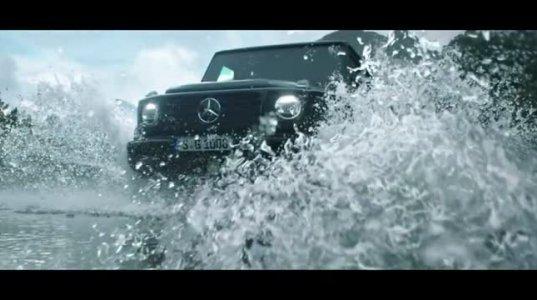 ახალი  Mercedes-Benz G-Class