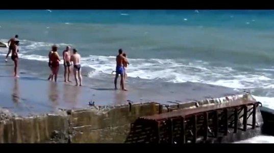 უფრთხილდით დიდ ტალღებს!!!