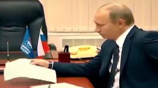 პუტინი კანონიერ ქურდებთან – რუსეთში აკრძალული ფილმი პუტინზე
