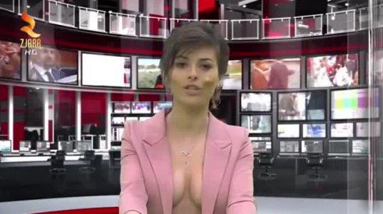 ტელეწამყვანმა რეიტინგისთვის ნახეთ რა გააკეთა (ასე ასათაურებენ ვიდეოს სოც–ქსელში)