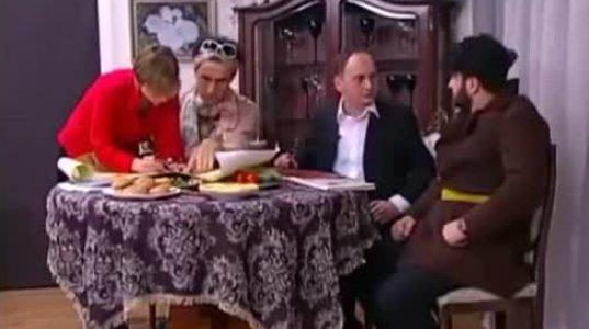 """დოდო გუგეშაშვილი კომედი შოუში - """"ჯული და გენადი"""""""