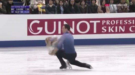 ყინულზე  დატრიალებული სასწაული  და ჩემპიონის ოქროს მედლები