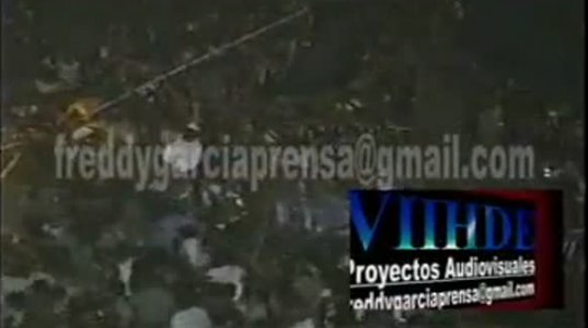 უბედური შემთხვევა deep purple -ს კონცერტზე 1997 წლის 27 თებერვალს(ჩილე)