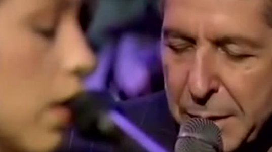 ნოსტალგია-Leonard Cohen - Dance Me to the End Of Love