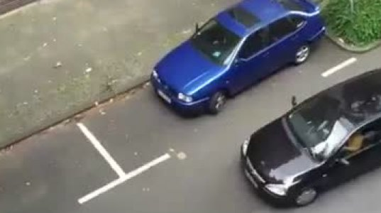 """""""მოუხერხებელი მძღოლი - როცა საჭესთან ქალია (ვიდეო)"""
