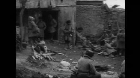 საქართველოს ეროვნული არქივის მიერ გამოქვეყნებული უნიკალური ვიდეო მასალა.