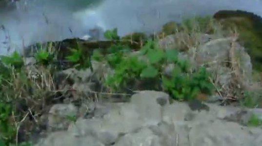 ლეჩხუმი ღვირიშის წყლის ჩანჩქერი