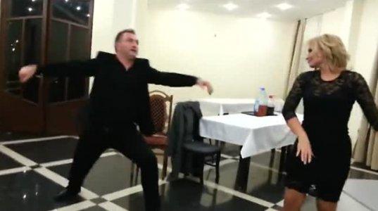 """სოფო ბედიასა და მიშა მესხის  ცეკვა-""""აჭარული"""""""