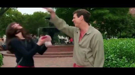 ბრიყვი და უფრო ბრიყვი 2 - სასაცილო მომენტი ფილმიდან