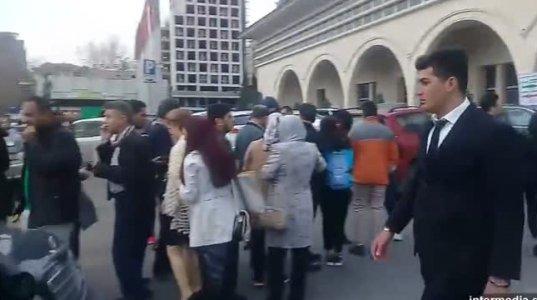 სპორტის სასახლეში ირანული კონცერტი და ხალხმრავლობაა (ვიდეო)