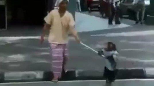 სამწუხაროდ ადამიანების უმეტესობას არ შეუძლია იმის გაკეთება, რაც ამ მაიმუნმა გააკეთა