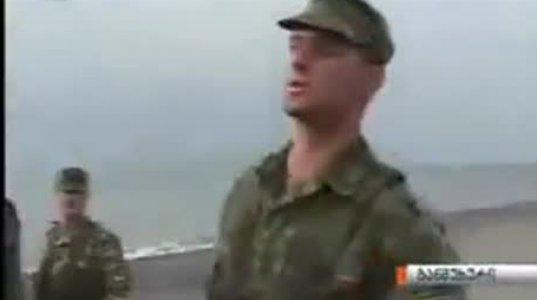 დაპირისპირება ქართველ სამხედროებსა და რუს სამხედროებს შორის, 2007 წლის 30 ოქტომბერი განმუხური