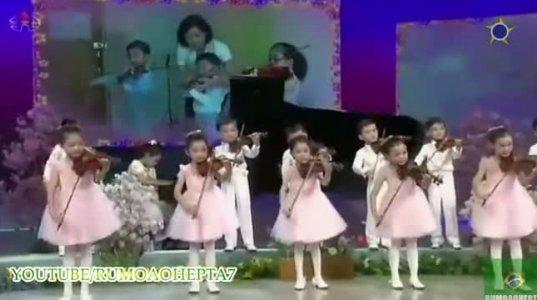 ჩრდილოეთ კორეელი ბავშვები - ამას დასავლურ მედია საშუალებებში  ვერ ნახავთ