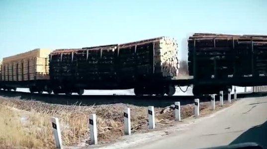 რუსი ანონიმი ბლოგერის ვიდეო თუ როგორ გადაადგილდება ციმბირში ჩინური ტექნიკა