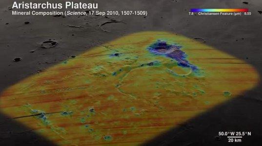 NASA-მ წარმოადგინა უმაღლესი  ხარისხის ვიდეო მთვარის ზედაპირიდან