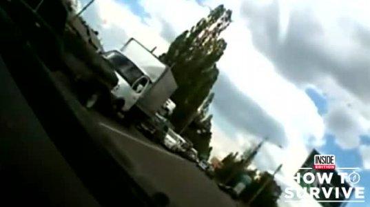 როგორ  გადავრჩეთ მანქანის დაჯახებისას-ძალიან  საჭირო ვიდეო