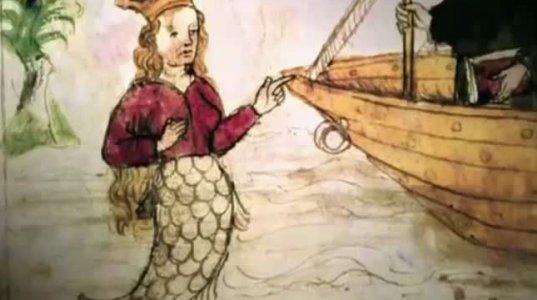 ქალთევზები-ყველა მტკიცებულება მათი არსებობის შესახებ !