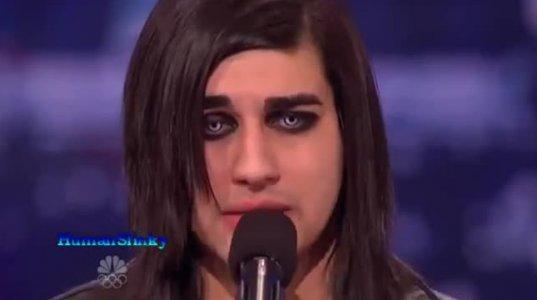 არაამქვეყნიური იმიჯი და არაჩვეულებრივი შესრულება- Americas Got Talent