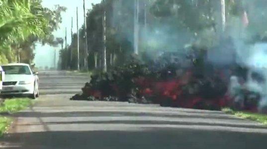 ვულკანი ჰავაიზე: ვიდეო, რომელმაც ორ დღეში 14 მლნ ნახვა დააგროვა