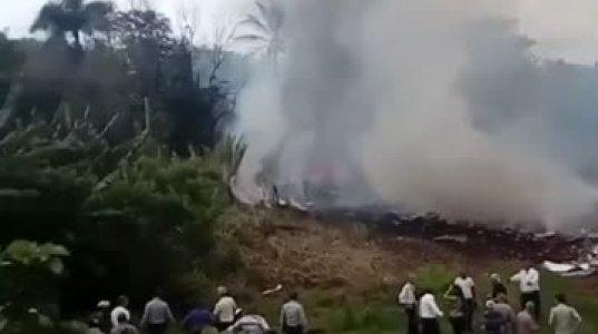 წუხელ ჰავანის მახლობლად ჩამოვარდა Boeing-737,ბორტზე 100 მგზავრი იმყოფებოდა