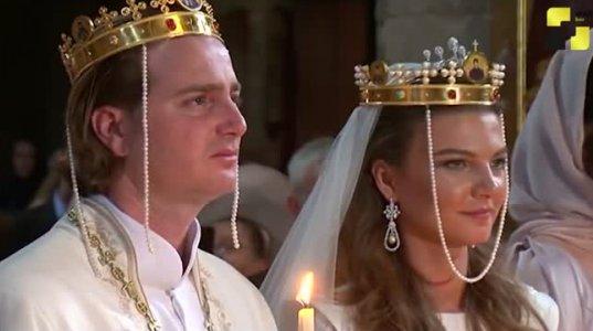 ქართულ სამეფო ოჯახში ქორწილია
